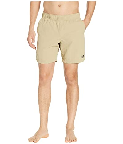 The North Face Class V 7 Pull-On Trunks (Twill Beige) Men