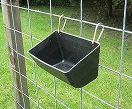plastic horse feeders