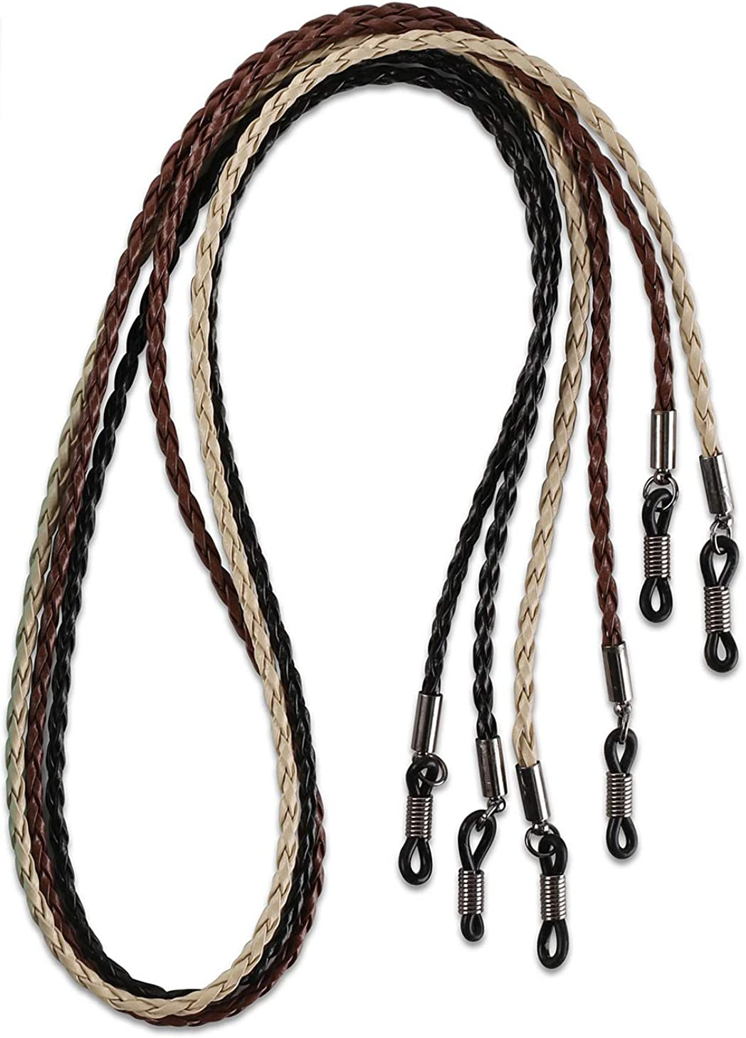 HANGIT Elegant Eyeglass Sunglass High order Retainer Braided Strap-Chain- Indefinitely