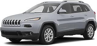 2017 Jeep Cherokee Sport, 4x4, Billet Silver Metallic Clearcoat