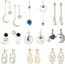 funky unique Pulp Fiction stud Earrings gift idea cool jewelry funny cele