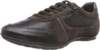 Geox Uomo Symbol A, Zapatos de Cordones Oxford Hombre