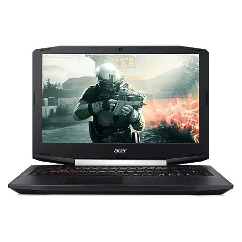 """Acer VX5-591G-50E - Ordenador portatil de 15.6"""" (Intel Core i5-7300HQ, 8 GB de RAM, 1 TB HDD, Nvidia GTX 1050 4 GB, Bluetooth 4.0, Boot-up Linux) color negro - Teclado QWERTY español"""