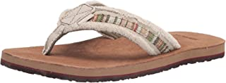 Sanuk Men's Fraid So Flip-Flop
