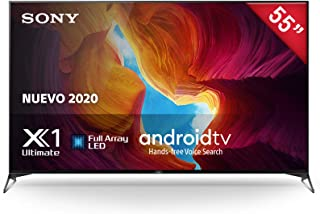 """Sony 18302000 Pantalla 4K Ultra HD 55"""" Android TV Serie X950H"""
