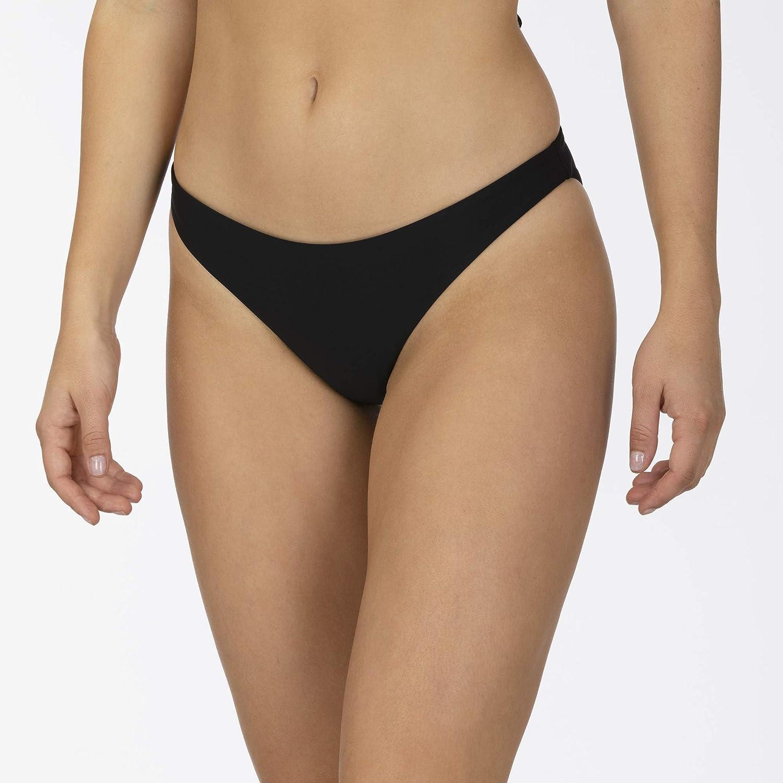 Hurley Women's Standard Quick Dry Commpression Mod Bikini Bottom