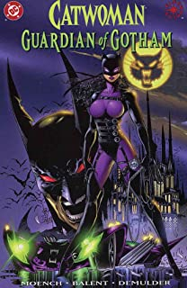 Catwoman: Guardian of Gotham #1 VF/NM ; DC comic book