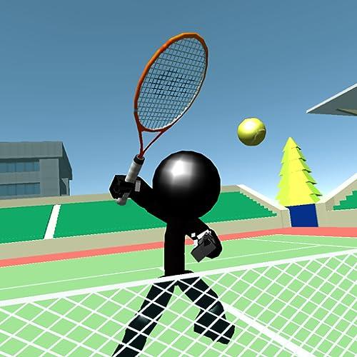 Stickman 3D Tennis