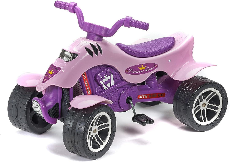 AK Sport 0704043 - Quad Prinzessin 3 7, Go Karts
