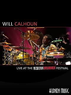 Will Calhoun: Live at the Modern Drummer Festival