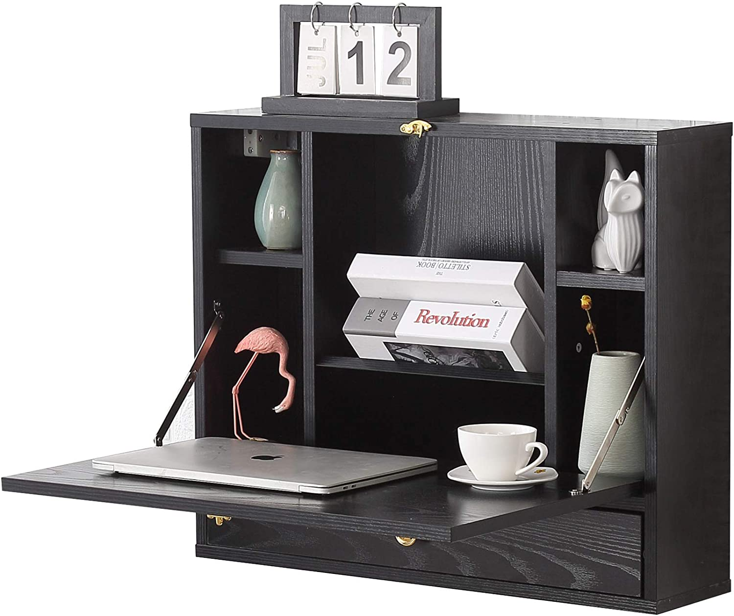 Wall Mounted Table Folding In stock Topics on TV Desk Wall-Mount Writing Laptop
