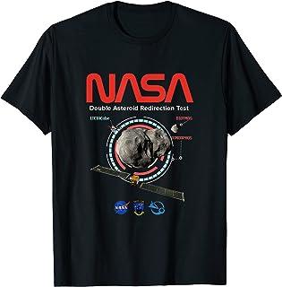 Test de redirection des fléchettes NASA DART double astéroïdes T-Shirt