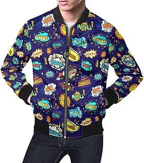 Best comic book bomber jacket Reviews