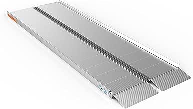 EZ-ACCESS SUITCASE Singlefold Portable Ramp, 8'