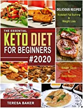 Keto Diet for Beginners 2020: The Definitive Ketogenic Diet Guide to Kick-start High Level Fat burning, Weight Loss & Healthy Lifestyle in 2020 and ... (Keto Diet Cookbook for Beginners 2019-2020)