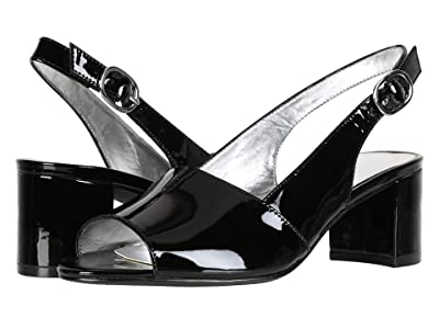 David Tate Rave (Black Patent) Women