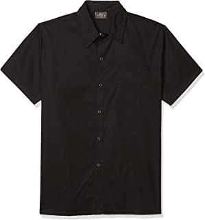 Chef Code Men's Uniform Cook Shirt