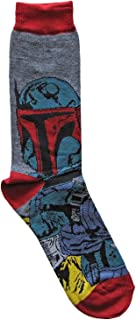 star wars boba fett socks