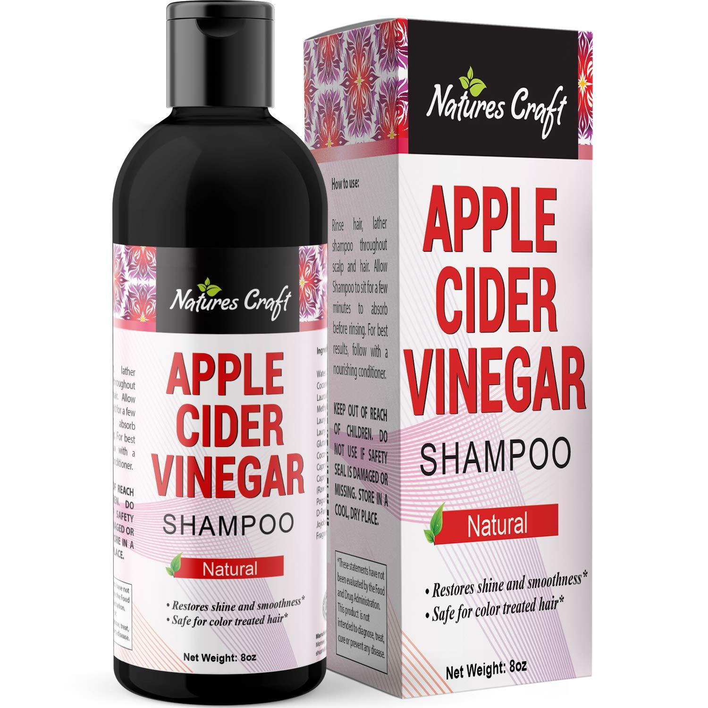 Raw Apple Cider Vinegar Shampoo