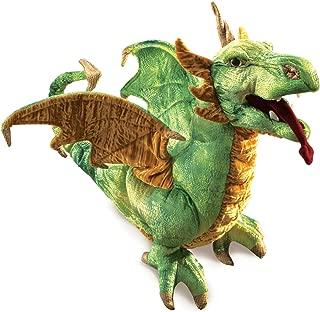Folkmanis Wyvern Dragon Hand Puppet
