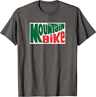 Mountain Bike MTB Cycling T-Shirt for Riding in Morning Dew