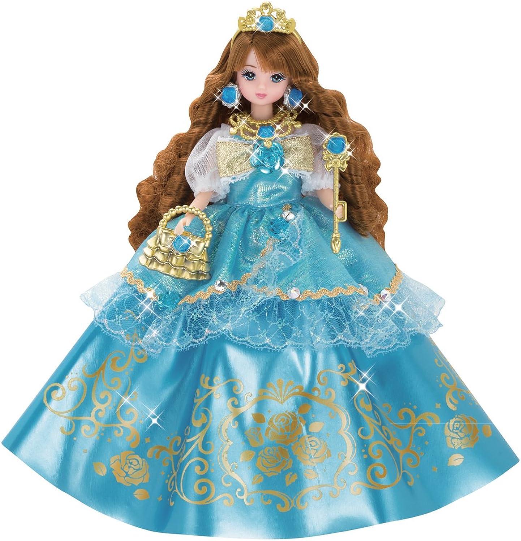 Rika-chan dress Yumemiru princess Rika-chan Blau Sapphire dress