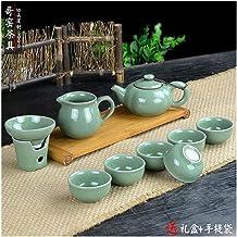 FACAIA Ge Tea Binglie zestaw 10 niebieskiej herbaty Ge (kolor: Goyao zestaw do herbaty)