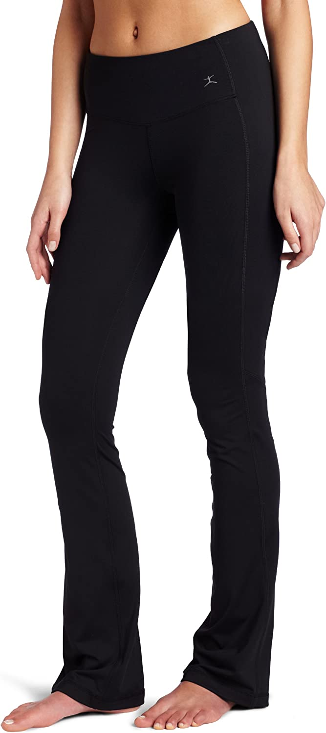 Danskin Women's Fitted Sculpt Pant