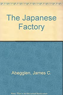 The Japanese Factory