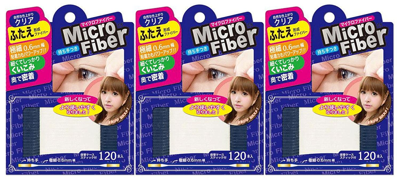 ビーエヌ 持ち手付きマイクロファイバーEX クリア NMC-01 120本入 3個セット