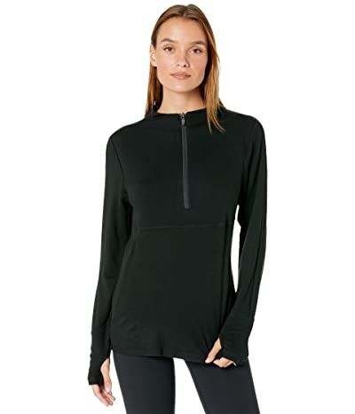 Varley Formosa 1/2 Zip (Black) Women