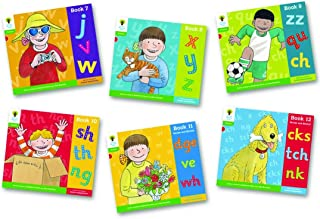 Stage 2: Floppy's Phonics: Sounds and Letters: Pack of 6