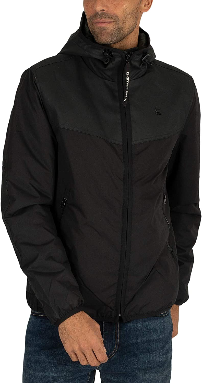 G-Star Men's Setscale Jacket, Black