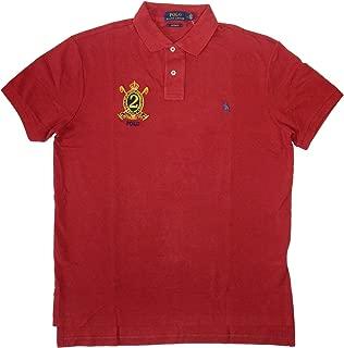 Polo Ralph Lauren Custom Fit Badge Polo Shirt