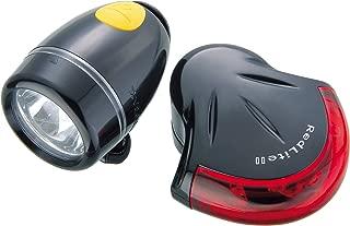 Topeak Highlite Aero Combo Light Set, Black