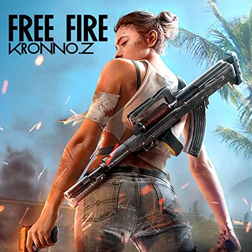 Free Fire Rap By Kronno Zomber On Amazon Music Amazon Com