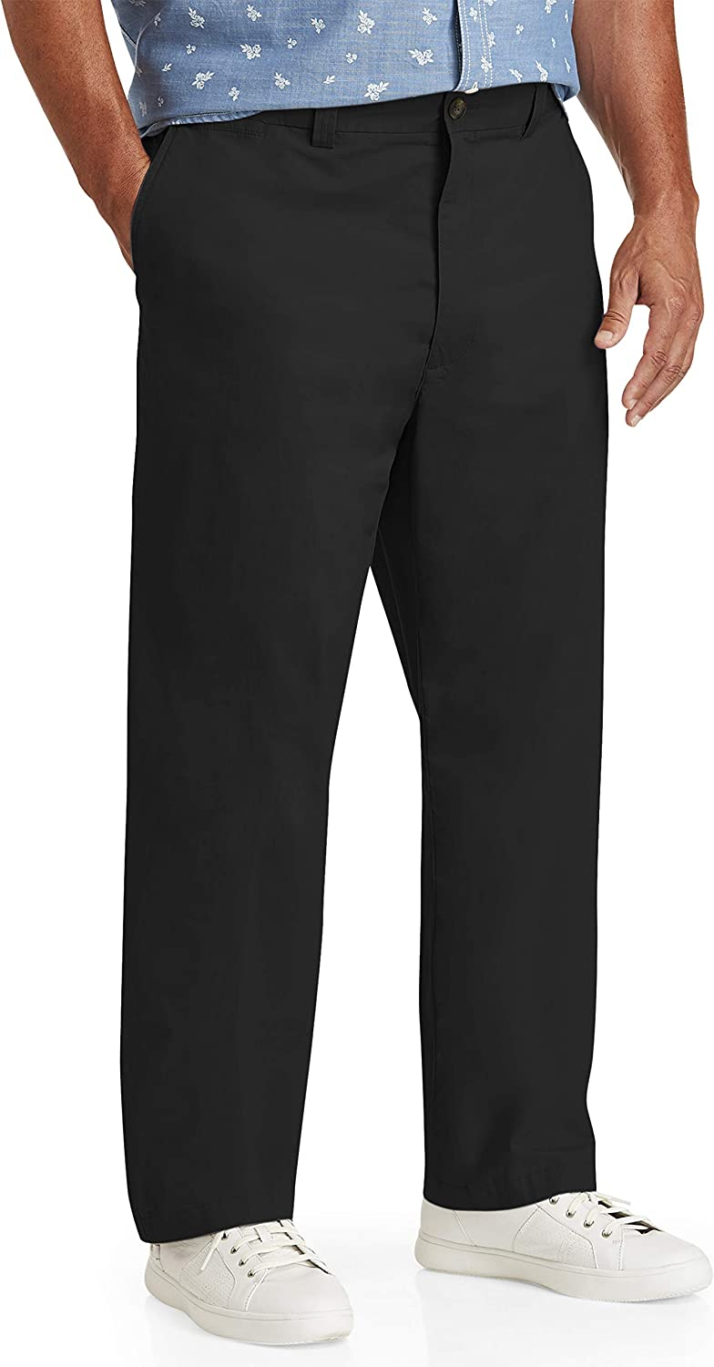 Amazon Essentials Men's Big & Tall Relaxed Lightweight Chino Pant fit by DXL