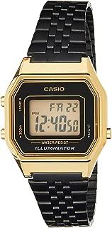 Casio Casual Watch Digital Display for Women LA680WEGB-1AEF