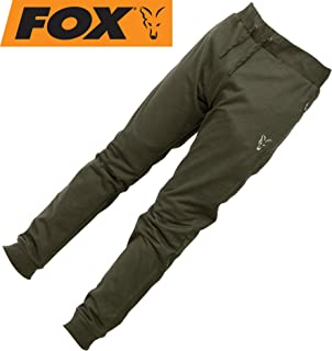 FOX Collection Black/&Orange Combat Trousers XL by TACKLE-DEALS !!!