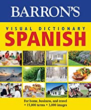 Barron's Visual Dictionary: Spanish: For Home, Business, and Travel (Barron's Visual Dictionaries) (Spanish Edition)
