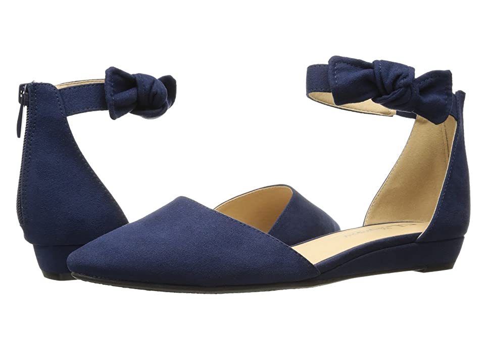 CL By Laundry Sonje (Navy Super Suede) Women