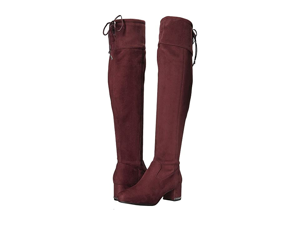 98cfd74f62c UPC 191261604745 product image for MICHAEL Michael Kors Jamie Over the Knee  Boot (Damson Stretch ...