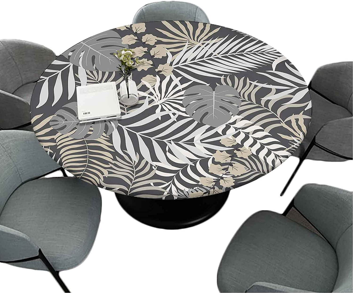 Fitted Customized Tablecloths 70 Inch Table Genuine Free Shipping Round Cove Washable Arlington Mall