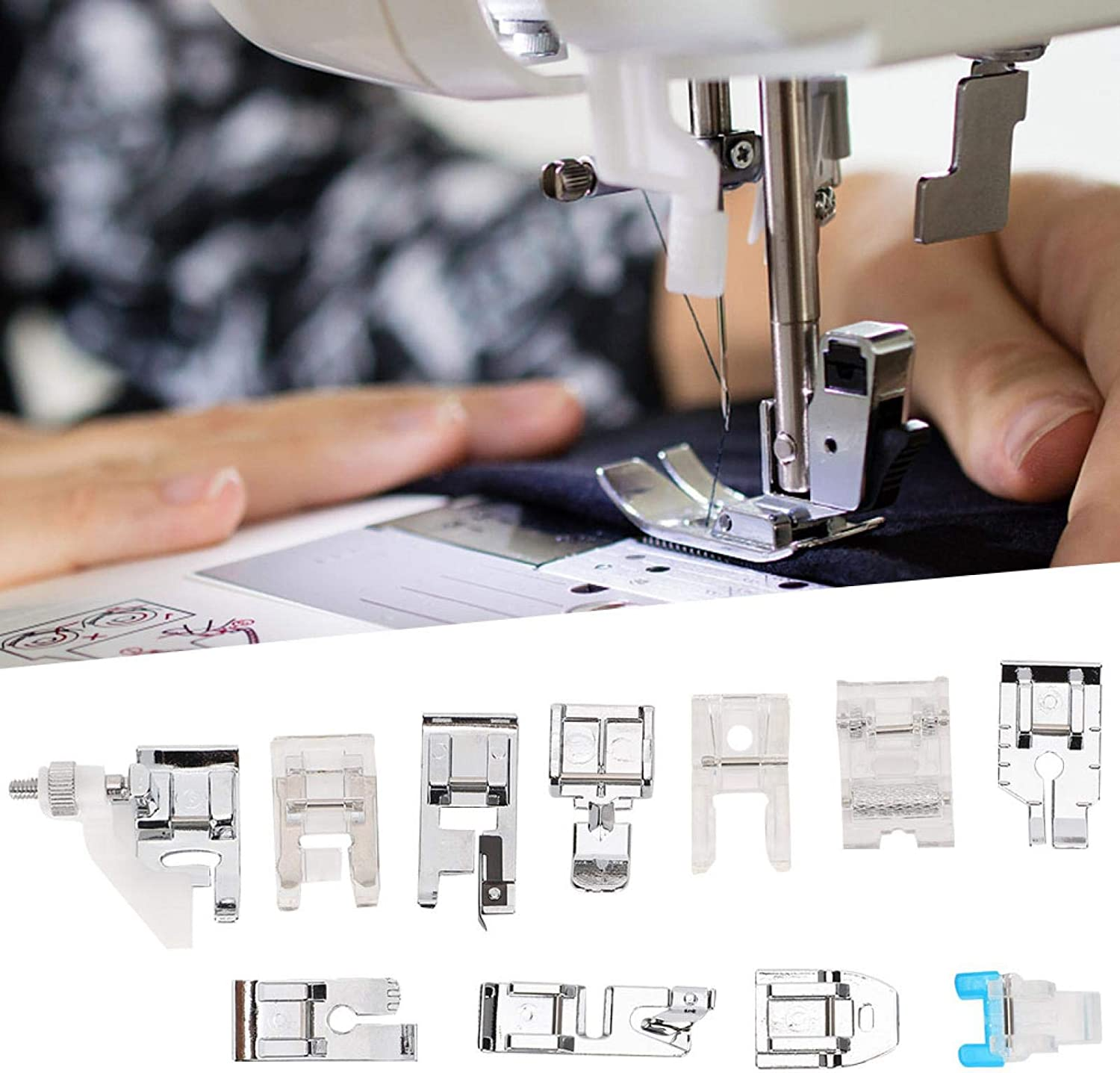 Durable Sewing Machine Special price Presser Foot Craft Multifunctional Tools Max 58% OFF