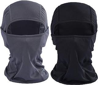 UHEREBUY Balaclava Ski Face Mask Windproof Dust Mask for Motorcycle Cycling Ski Fishing Outdoor for Men Women