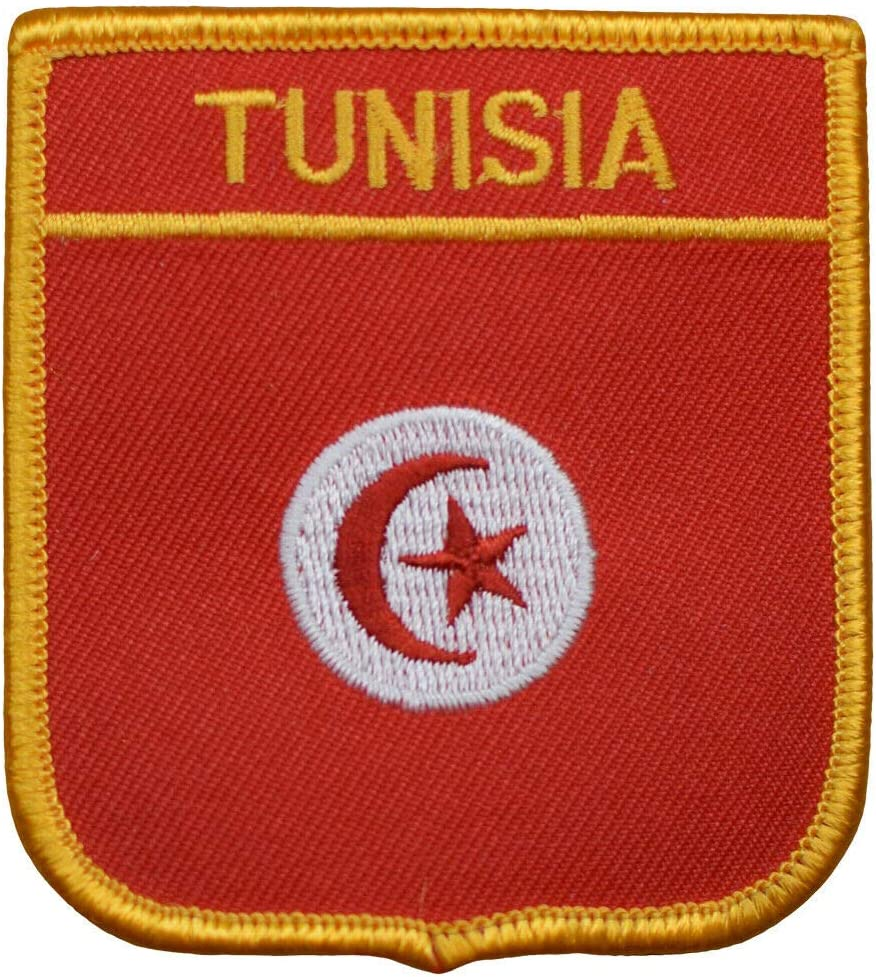 Tunisia Patch Oakland Mall - National products Cape Angela 2. Mediterranean Sahara Sea Tunis