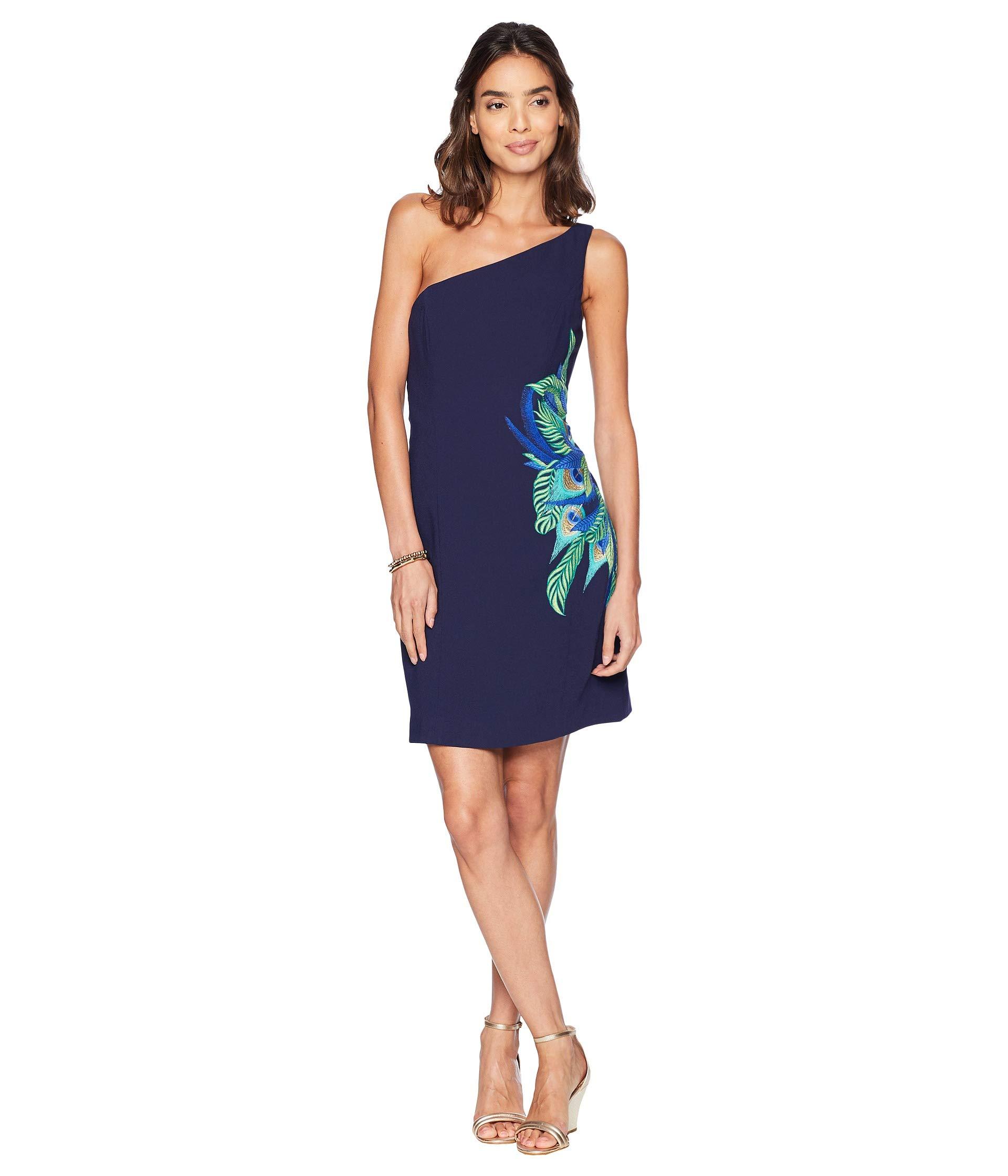 Dress Jamie True Lilly Navy Pulitzer E5xqYnU