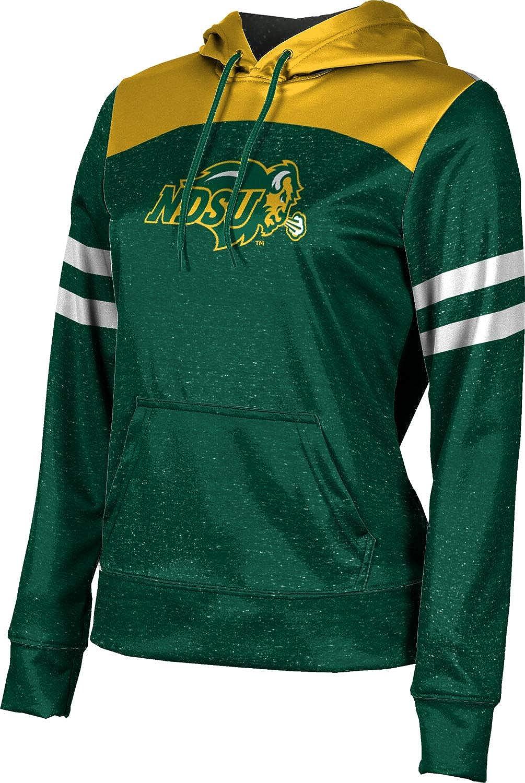 North Dakota State University Girls' Pullover Hoodie, School Spirit Sweatshirt (Gameday)