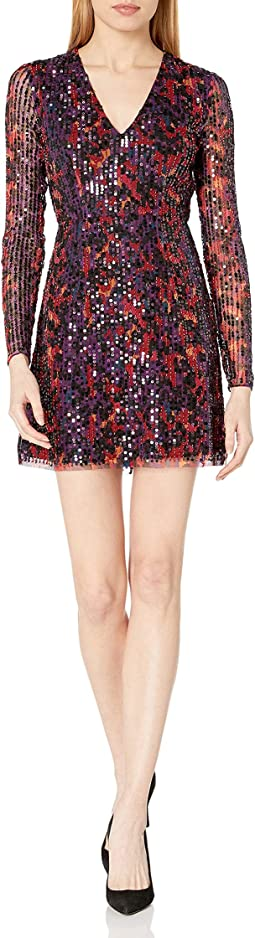 All Over Sequin Dresses