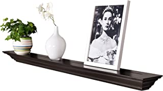 traditional fireplace mantel shelf